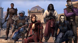 Trailer DLC Thieves Guild