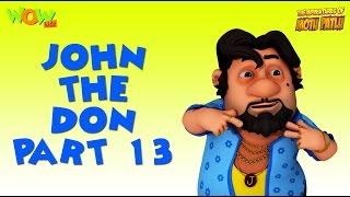 John <b>The Don</b> Compilation  Motu Patlu Compilation Part 14  As Seen On Nickelodeon