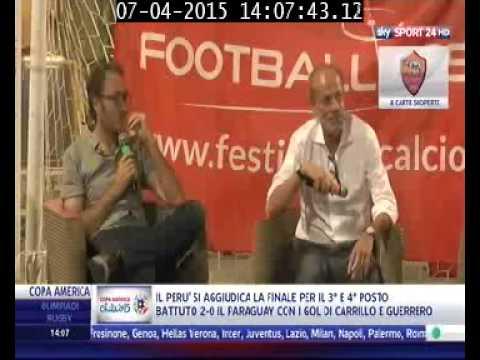 Festival del Calcio di Perugia - Sky TG 24