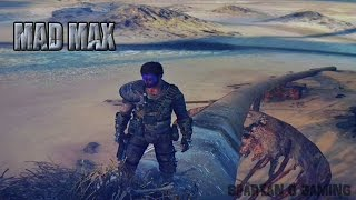 Mad Max - History Relic Location (DRY GUSTIE) Jeets Territory Location.. Hard To Find!