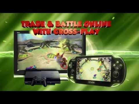 Видео № 0 из игры Invizimals: Альянс (Б/У) [PS Vita]