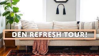 Room Refresh Tour! *Two Week Thrift Challenge* (Episode 3)