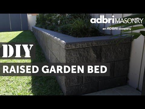 DIY garden bed video – Versawall® How to raised garden bed video