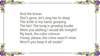 Chicosci - Knives Lyrics