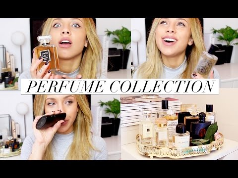 My Perfume Collection & Favourites | Samantha Maria