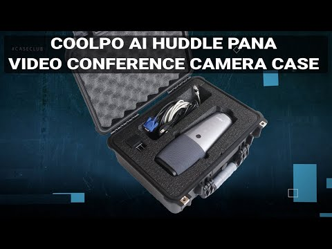 COOLPO AI Huddle Pana Video Conference Camera Case - Featured Youtube Video