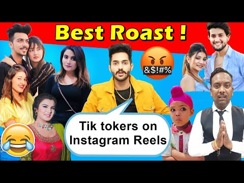 Tiktok is Back | Instagram Reels Roast | Prince Dhimann