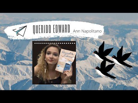 Resenha: Querido Edward - Ann Napolitano