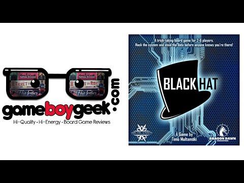 The Game Boy Geek Reviews Black Hat