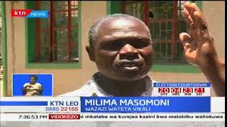Wanafunzi wa Songor Chemelil wakabiliwa na tishio kufuatia shughuli za kuchimba mchanga katika shule
