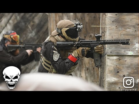 Demolition - Urban Assault - Paintball Wars