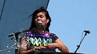Bat For Lashes - Prescilla - Lollapalooza 2009