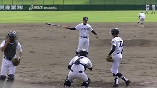 高校野球明石シートノック『2018秋季兵庫県大会・2回戦』