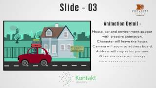 Kontakt Outline Storyboard Video