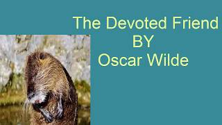 the devoted friend oscar wilde pdf