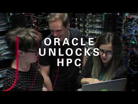 See how Oracle is powering HPC across industries