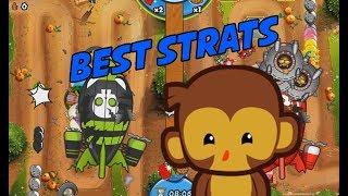 My BEST Strategies - Bloons TD Battles