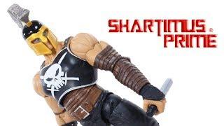 Marvel Legends Ares Thor Ragnarok Gladiator Hulk BAF Wave Action Figure Hasbro Toy Review