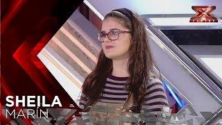 La voz de Sheila Marín deja atónito a los jueces | Audiciones 2 | Factor X 2018 - Video Youtube