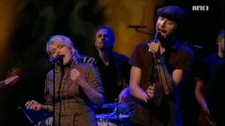 Madrugada & Ane Brun   Lift Me (first Live Performance, 2005)