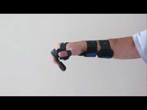 Urządzenie na świadectwie stawu kolanowego