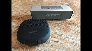 Bose SoundLink Micro Waterproof Bluetooth Speaker Review