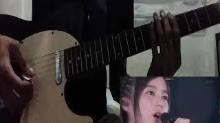 Ikuta Erika(Nogizaka46) - Teitaion no Kiss (guitar cover)