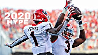 "UGA HYPE VIDEO (2020-2021) ""The Season That Could Be"