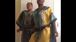 demo eloko oyo de fally ipupa avec les danseuses de serge beynaud zota