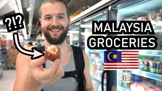 Foreigners SHOP for GROCERIES in Kuala Lumpur - SURPRISE Malaysia FRUIT Review
