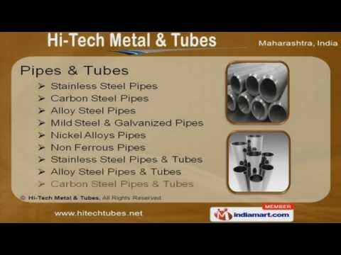 Stainless Steel Pipes and Carbon Steel Seamless Pipes Exporter