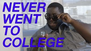 Student Loan Debt is for Chumps! • David Gborie Takes On College