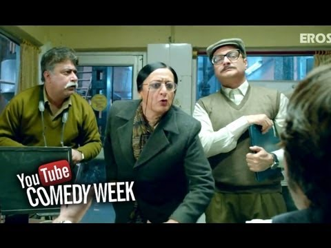Vinay Pathak & Dolly Ahluwalia Conduct A Raid - Comedy Sequence - Bajatey Raho Mp3