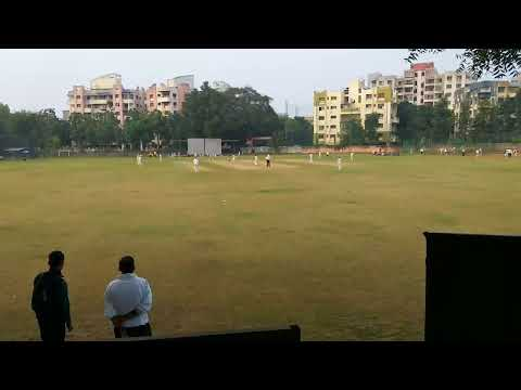 Live Cricket Match | DEFENCE CRICKET ACADEMY U 14 vs AVISHKAR SALVI FOUNDATION VASHI | 20-Nov-19 09: