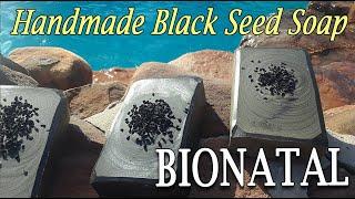 Handmade soap production