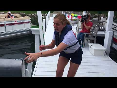 Do You Have What It Takes to Be a Mailboat Jumper?