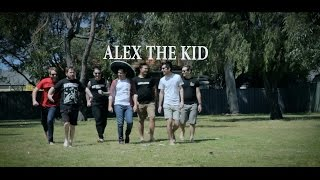 ALEX THE KID - Punchface Champions