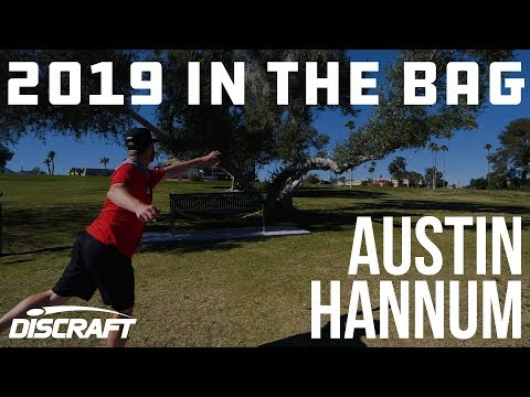 Youtube cover image for Austin Hannum: 2019 In the Bag