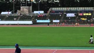 2015北海道全中陸上競技女子1500m決勝