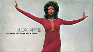 "Freda Payne: ""The World Don't Owe You a Thing"" (1970)"