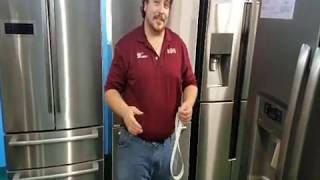 Measuring for Your Next Refrigerator