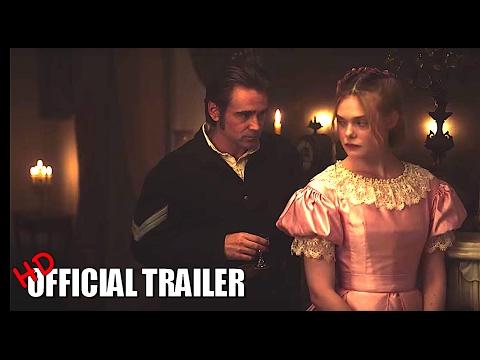 The Beguiled Movie Clip Trailer 2017 HD - Colin Farrell & Nicole Kidman Movie.