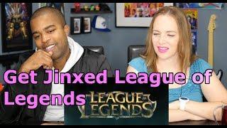Get Jinxed   Jinx Music Video - League of Legends (REACTION 🔥)