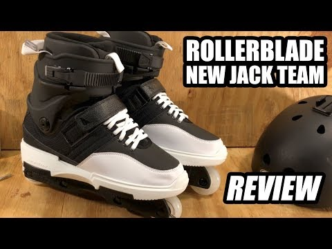Rollerblade New Jack Team – Inline Skate Review
