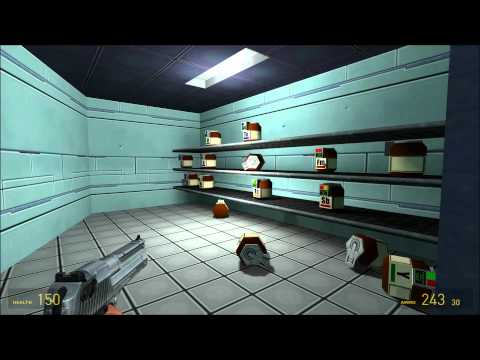 Hey Look, It's The First Level Of System Shock 2 In Valve's Source Engine
