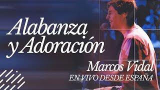 Música Cristiana - Marcos Vidal ( En Vivo desde España)