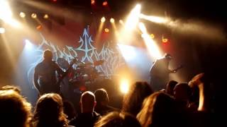 Angelcorpse - Live at le Divan du Monde(part1)