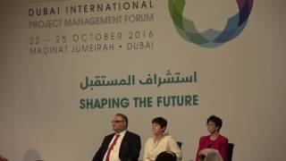 DIPMF - OPM and Governance Panel by IBM, KPMG and Advisors