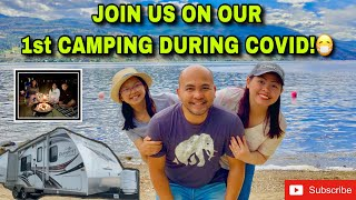SUMMER CAMPING IN PENTICTON, CANADA (DURING COVID)