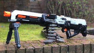 Nerf Mod: Machine Gun from Destiny